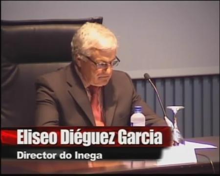 Eliseo Diéguez García. Director do INEGA. - Aforro e eficiencia enerxética